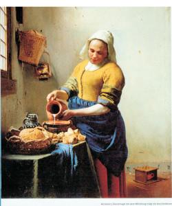 Vermeermädchen Jeannine Neuvians