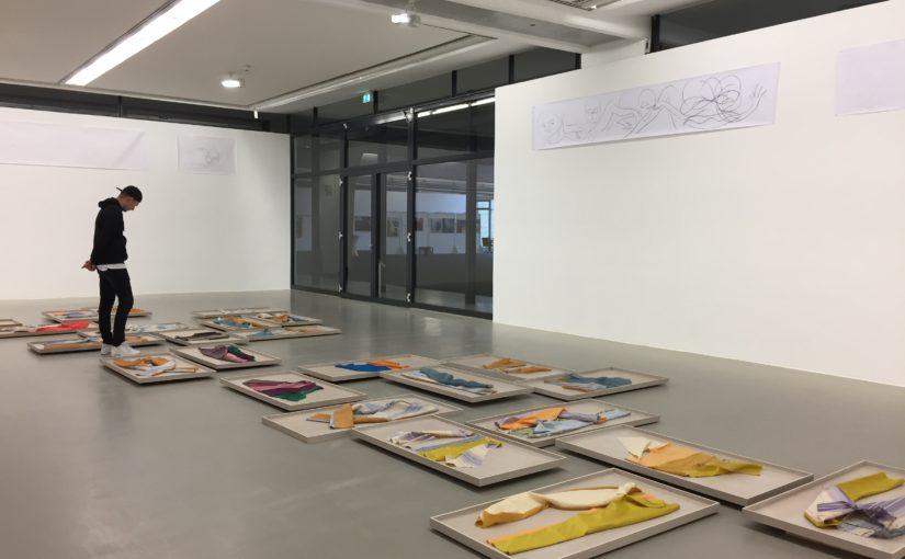 Besuch Ausstellung: Berenice Güttler