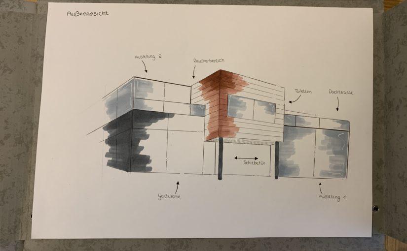 Projekt Ausstellungsraum